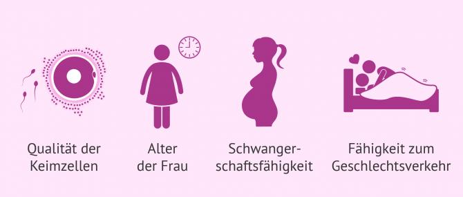 Imagen: Faktoren die Fruchtbarkeit beinflussen