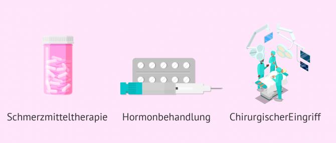 Imagen: Behandlung bei Endometriose