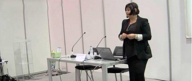 Imagen: Rede von Dr. Ana Maria Segura  Paños