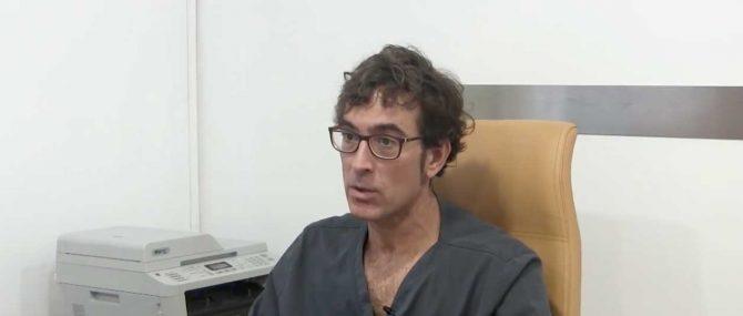 Imagen: Dr. Antonio Alcaide spricht über Varikozelen