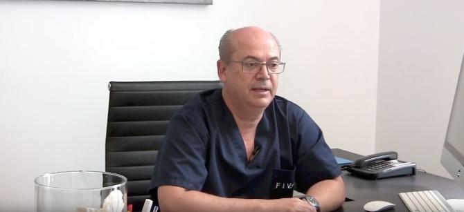 Imagen: Dr. Miguel Dolz über Eileitererkrankungen