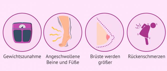 Imagen: Symptome im fünften Monat