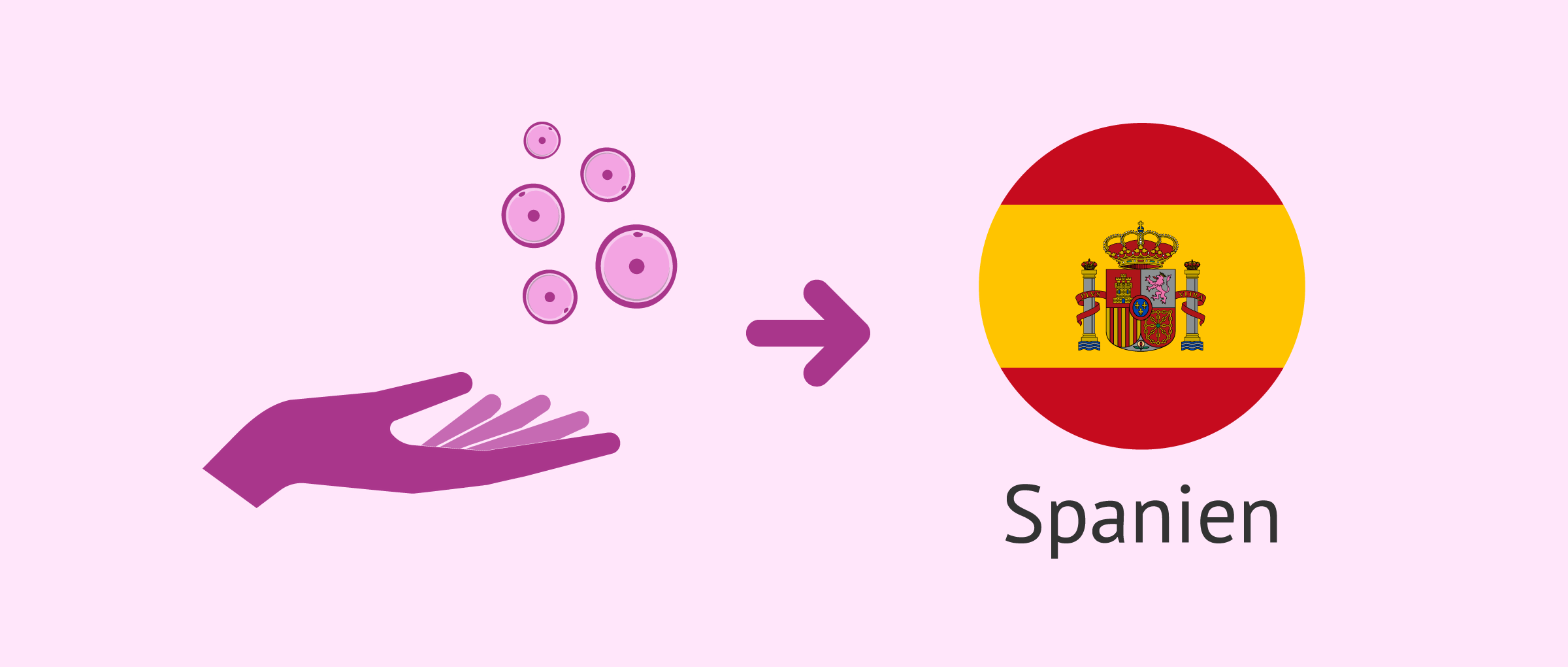 Eizellenspende in Spanien