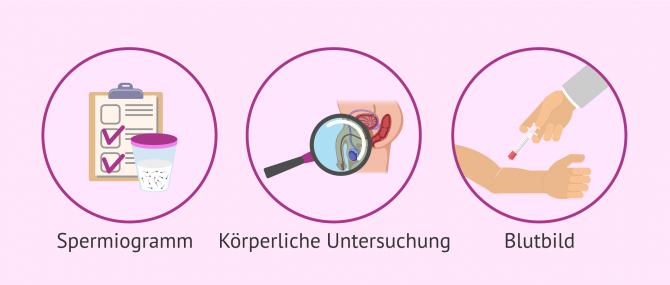Imagen: Untersuchungen männliche Infertilität