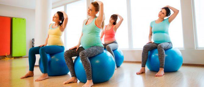 Imagen: Geburtsvorbereitung in der Gruppe