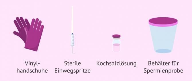 Imagen: Anleitung zur Bechermethode