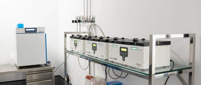Imagen: Inkubatoren von Fertty International