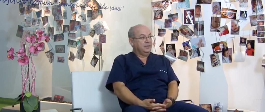 Dr. Miguel Dolz über habituelle Aborte