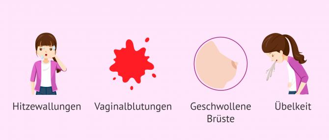 Imagen: Nebenwirkungen von Clomiphencitrat