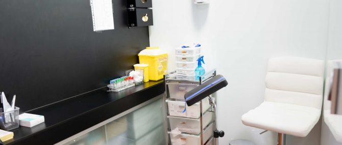 Imagen: Blutabnahme IVF Spain