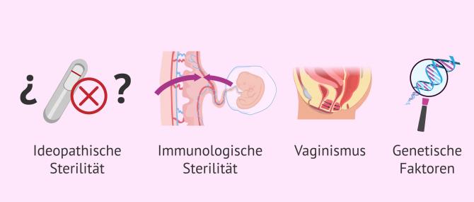 Imagen: Sonstige Gründe für Infertilität bei Frauen