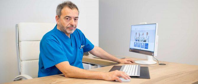 Imagen: Dr. Barrenetxea gehört laut Top Doctors zu den 50 besten Ärzten Spaniens