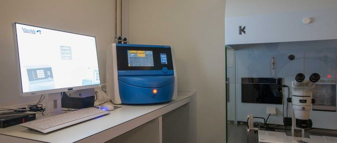 Imagen: Hochmoderne Technologie in der Reproduktionsmedizin